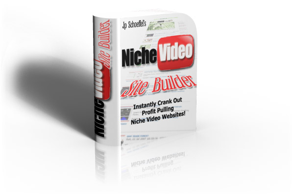 nichevideo NICHE VIDEO SITE BUILDER AND NICHE VIDEO SITE BUILDER REVIEW